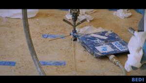 Injecteren - Holklinkende vloeren